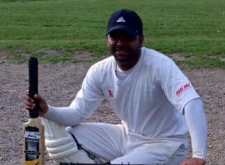 Raj's 75 runs!