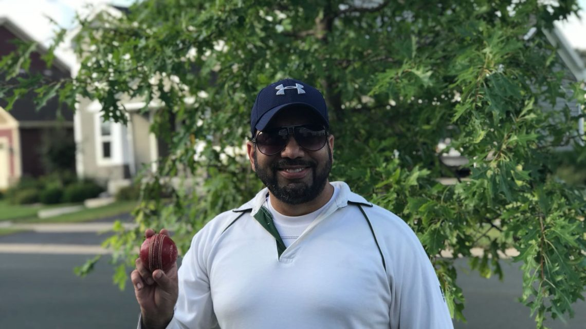 Riaz & Humad spin Strykers Blues to victory!
