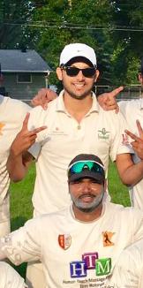 Avdesh's 5 wicket haul & Raj's 72 runs!
