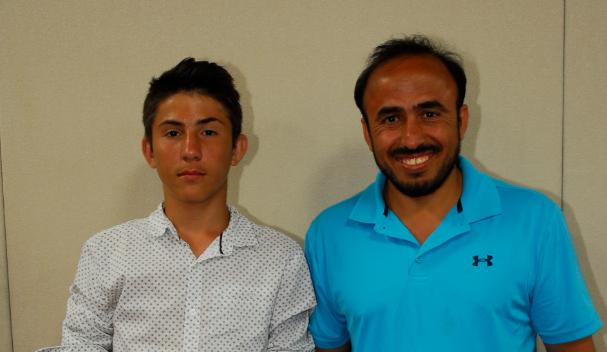 Father (108) & Son (26) – 80 run partnership in Div. 2 Final Game!