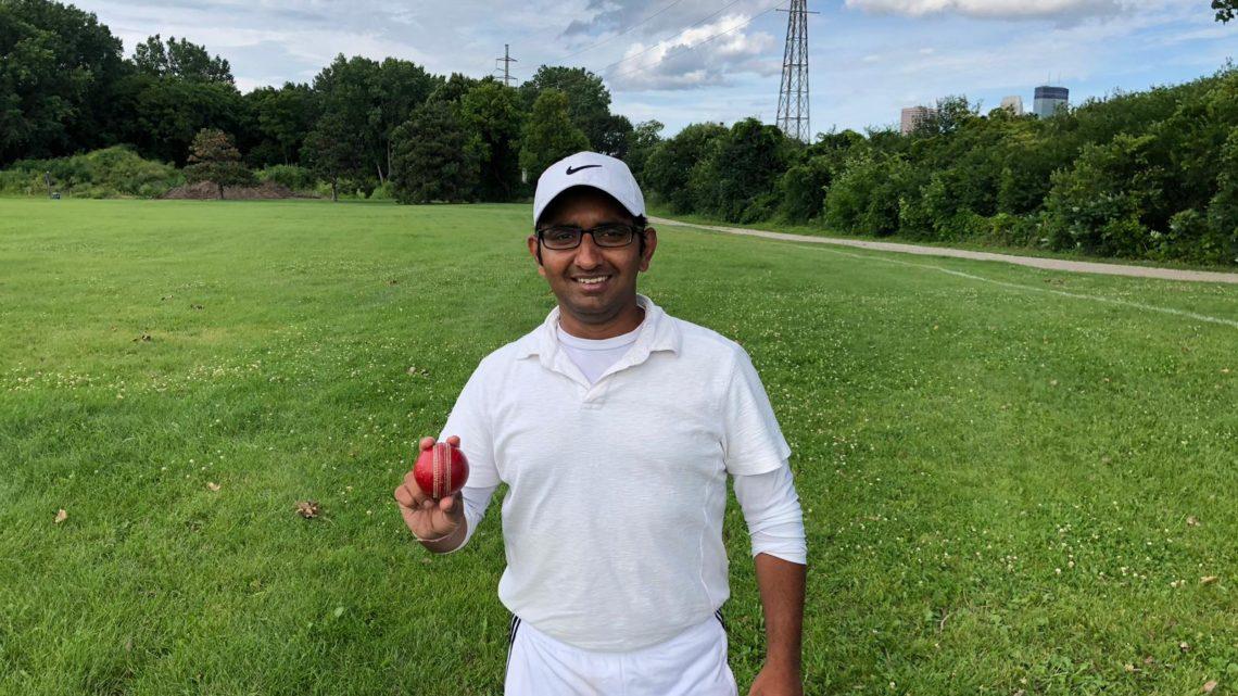 Sanket Pathak 5 Wickets