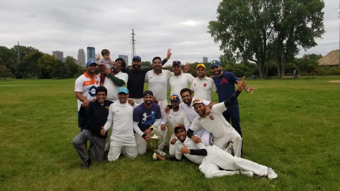 2019 MCA 40 Over Premier Division Champion