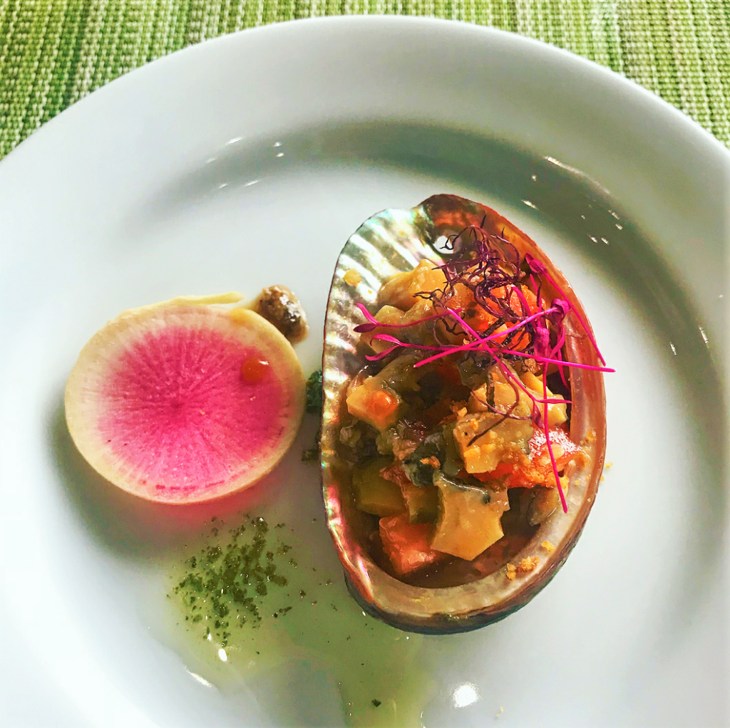 private dining big island allen hess abalone