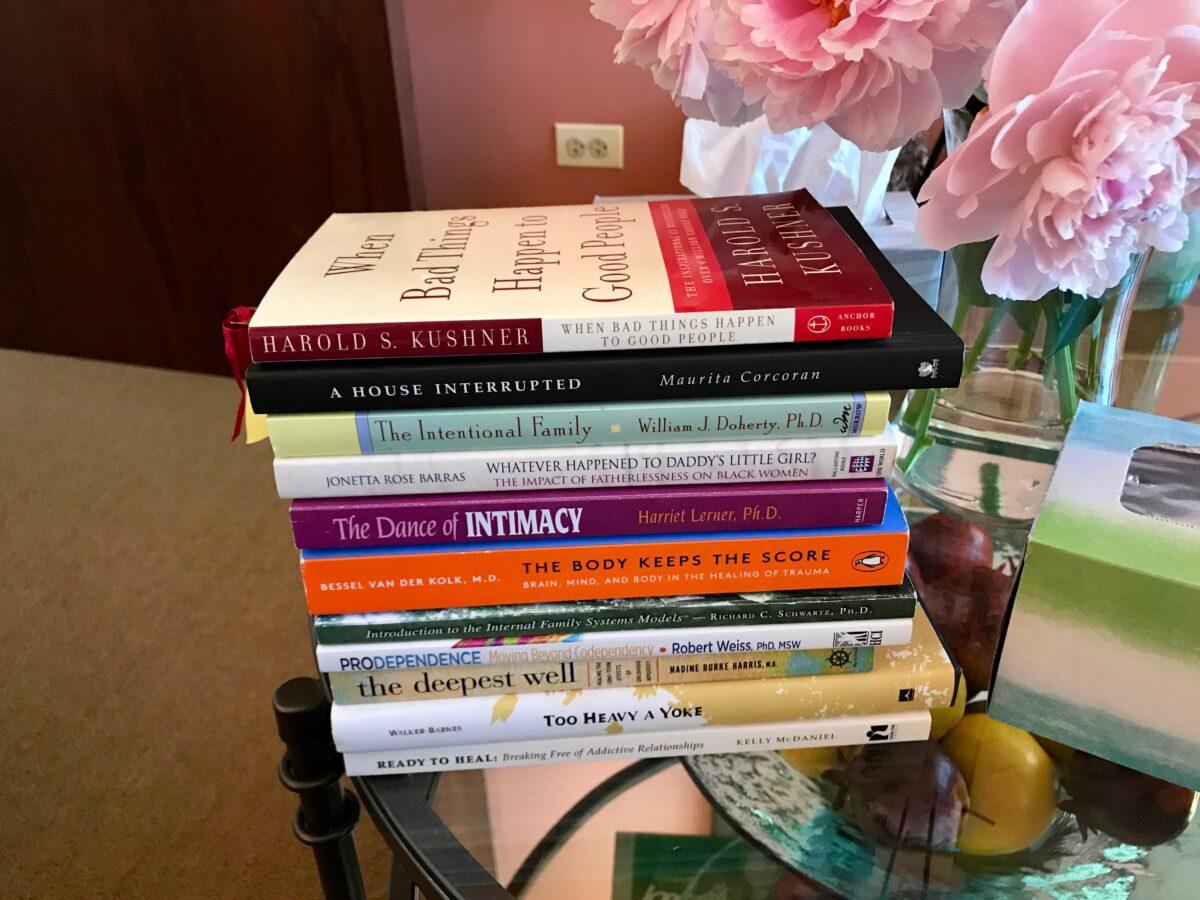 bookswithflower