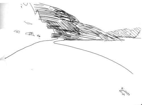 Road tripThrough the Windschield 19