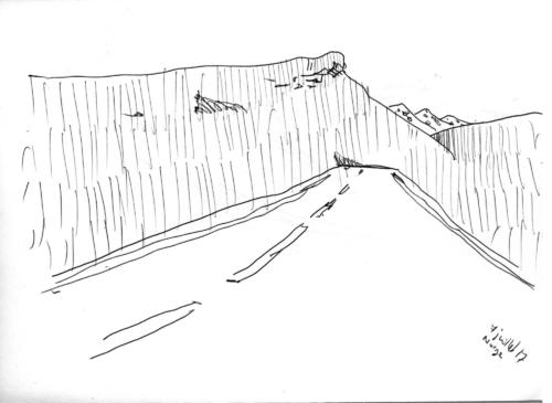 Road tripThrough the Windschield 16