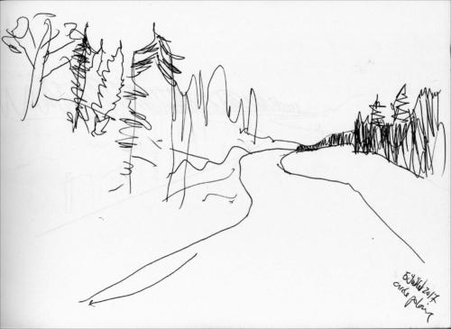 Road tripThrough the Windschield 10