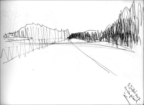 Road tripThrough the Windschield 9