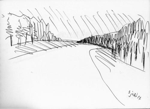Road tripThrough the Windschield 6
