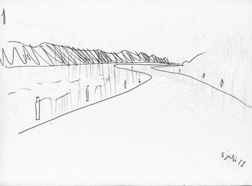 Road tripThrough the Windschield 4