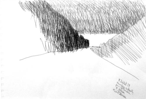 Road tripThrough The Windschield