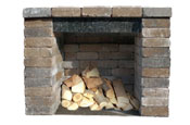 Optional Firewood Box
