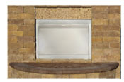 Optional Fireplace Cover