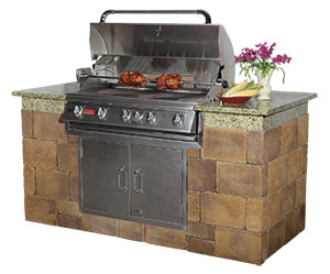 Cambridge Fully Assembled Outdoor Grill