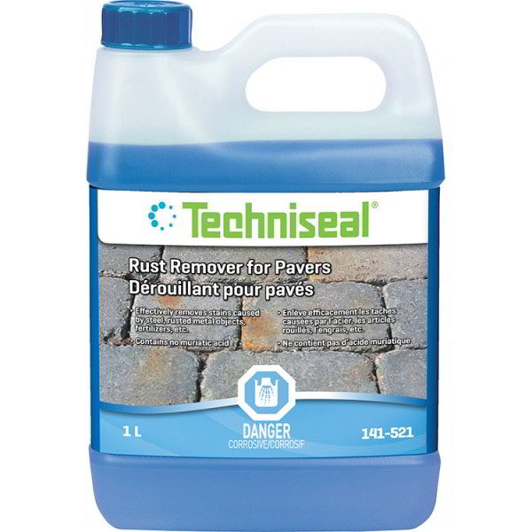 Rust Remover For Pavers