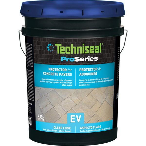 Sealant For Concrete Pavers (Ev)   Clear Look   Semi-Gloss Finish