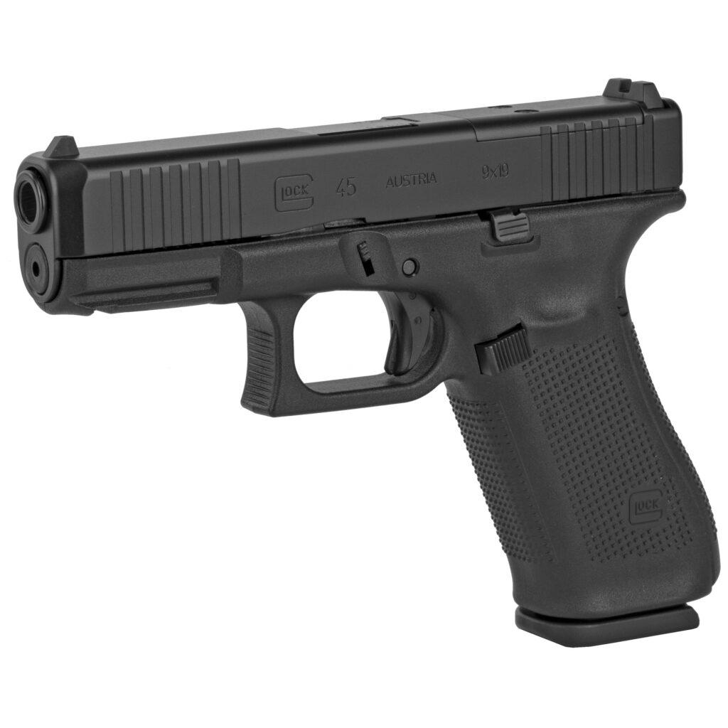 rental handgun