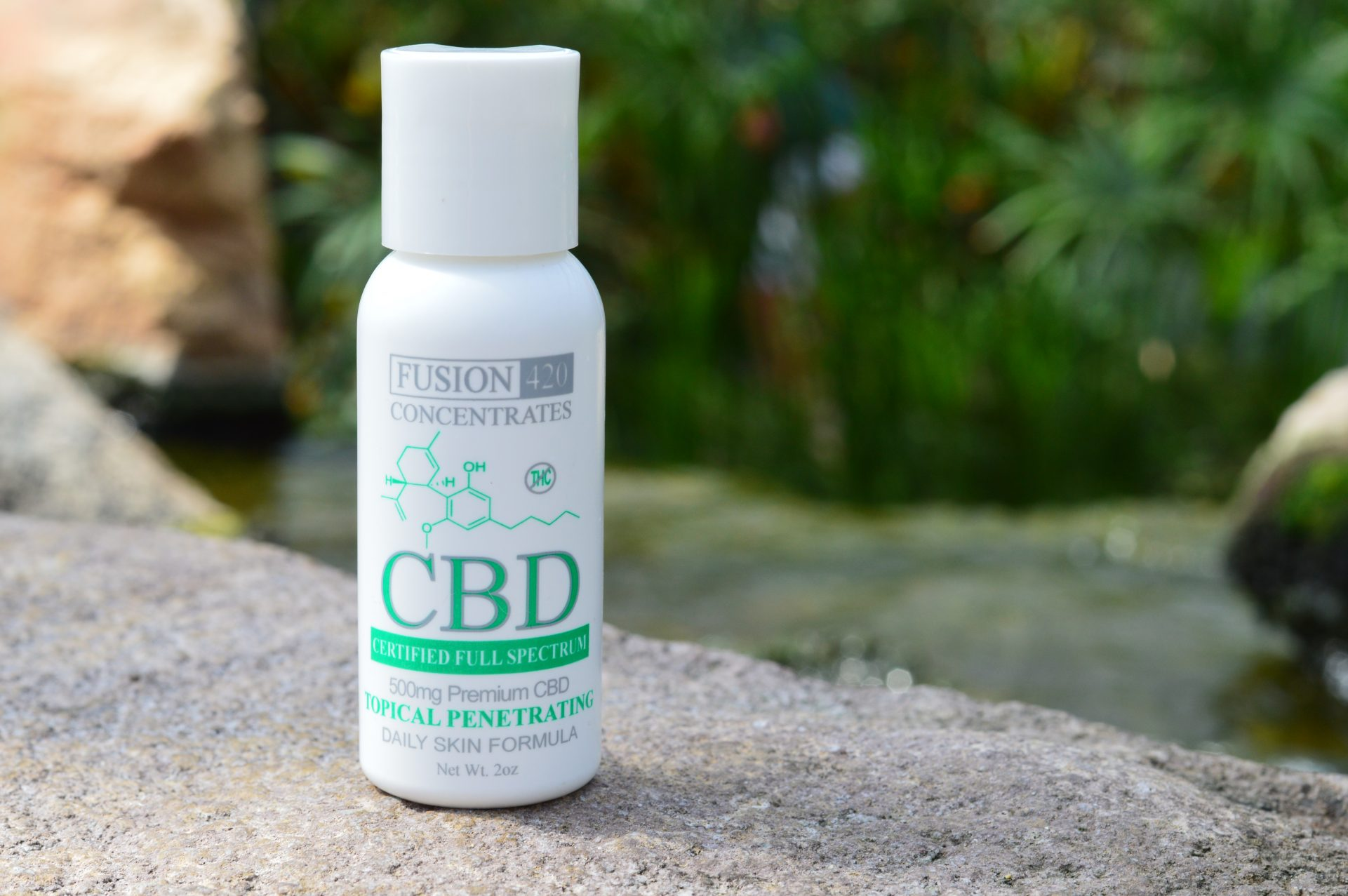 CBD Skin Care Treatment