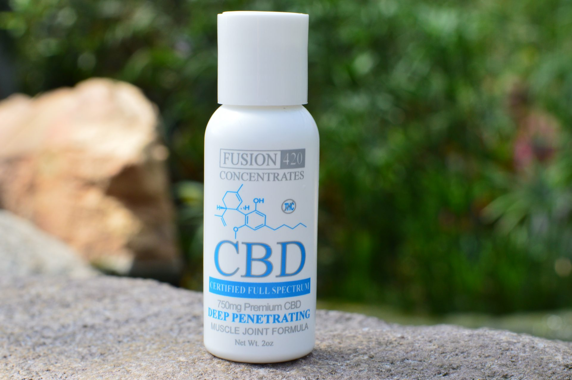 CBD Muscle Joint Pain Gel Formula