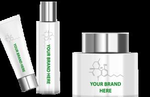 CBD Private Label Isolate Skin Care Formula