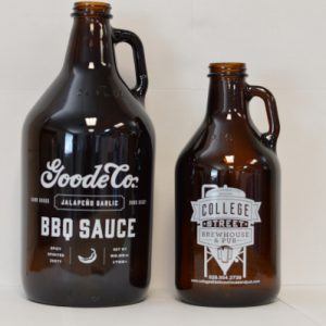 Southwest Deco Glass Growlers Print
