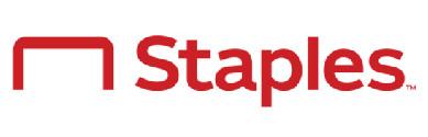 The Staples logo