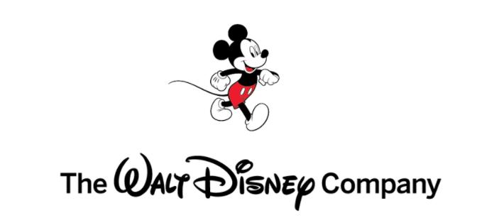 The Walt Disney logo