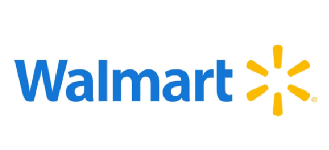 The Walmart logo