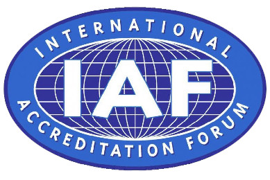The International Accreditation Forum logo