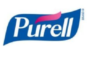 The Purell logo