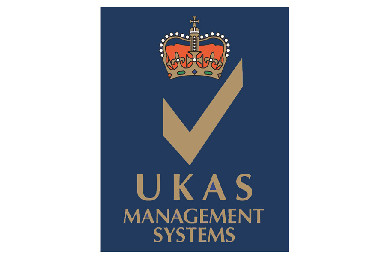 The UKAS Management Systems logo