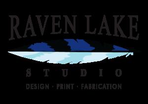 Raven Lake Studio logo