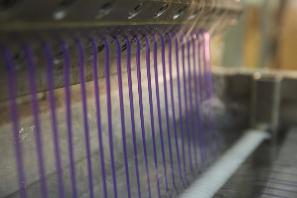 Aspen Research - Strand Manufacturing Process