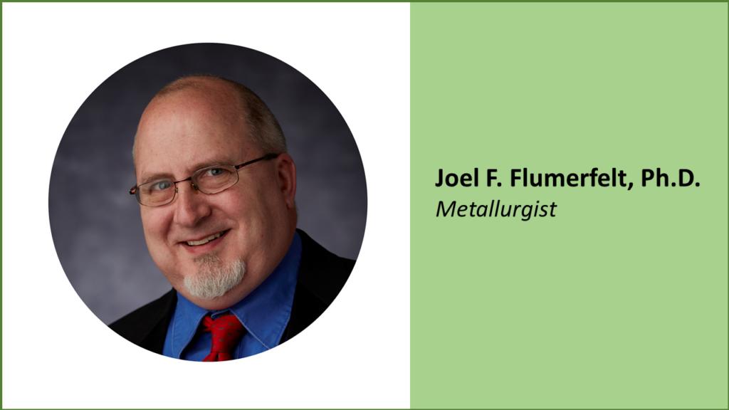 Joel Flumerfelt PHD
