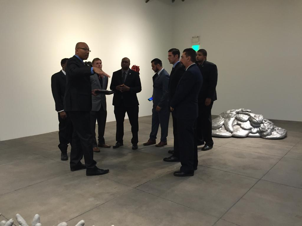 Art Galleries, Trusted and Experienced Security Company