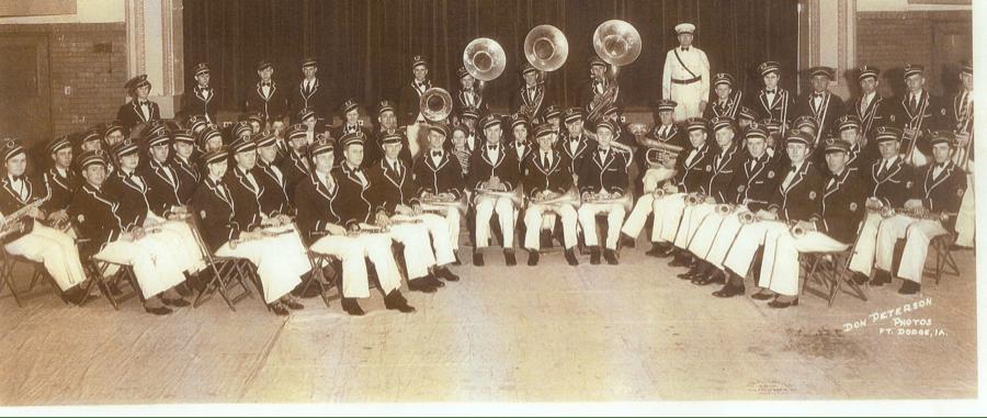 Hamilton County 4H Band