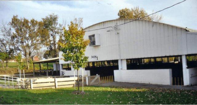 Sheep, Swine and Poultry buildings