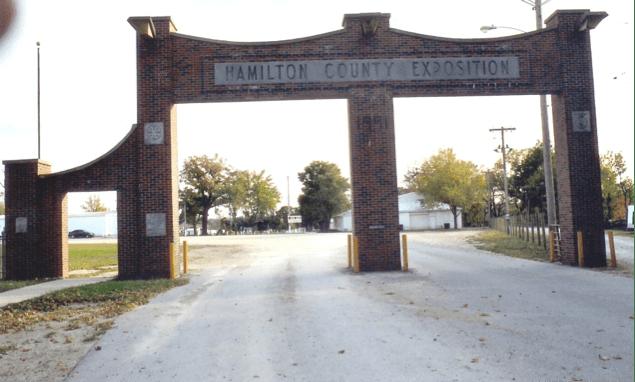 fairgrounds gate