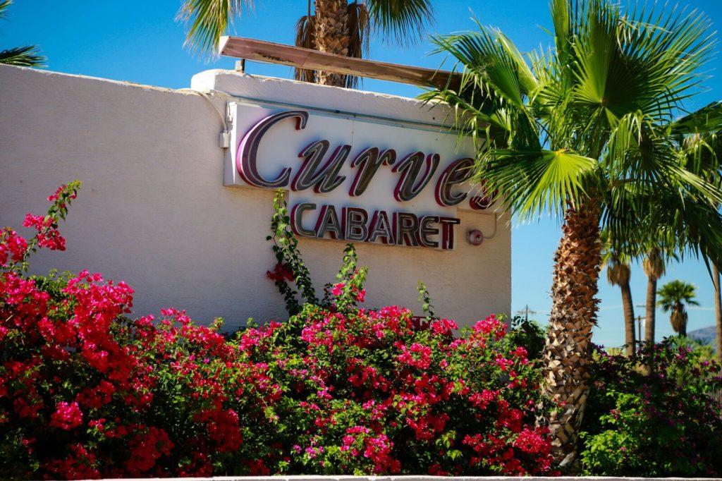 curves cabaret topless bar tucson