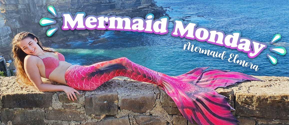 Mermaid Monday Mermaid Elmora
