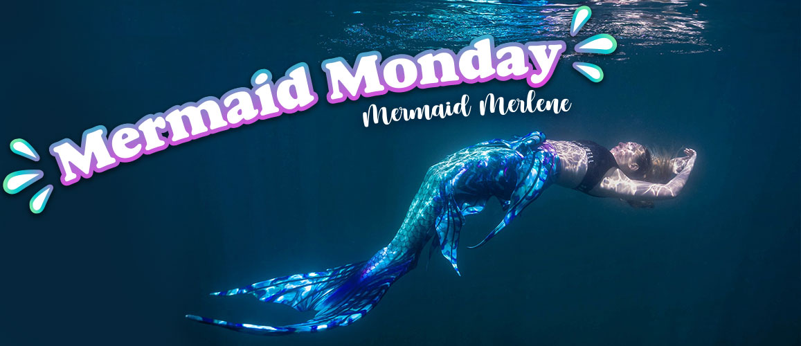 Mermaid Monday Sydney Mermaids Mermaid Merlene