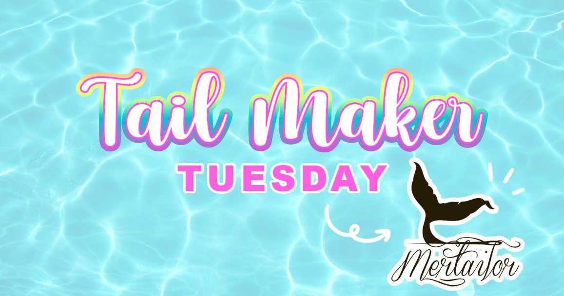 Tailmaker Tuesday Mertailor by Sydney Mermaids