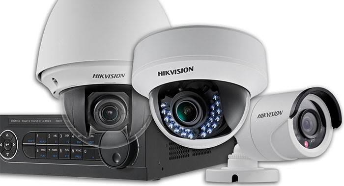 Hikvision Security Camera Systems Denver