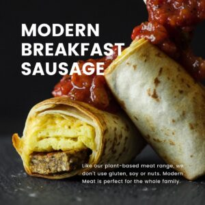 Vegan Breakfast Sausage Released in Canada Food