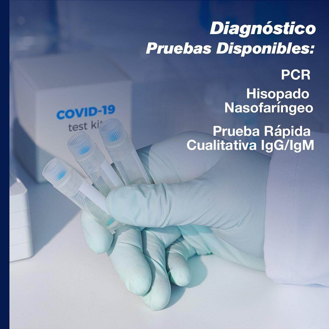 Servicio de Salud Integral COVID-19Servicio de Salud Integral COVID-19