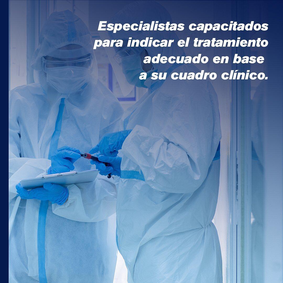 Servicio de Salud Integral COVID-19