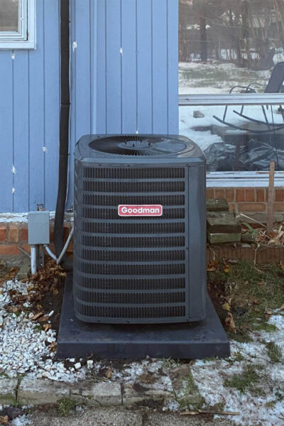 Goodman air conditioner