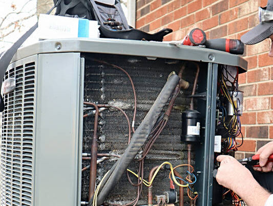 What Are Common Types Of AC Repairs?