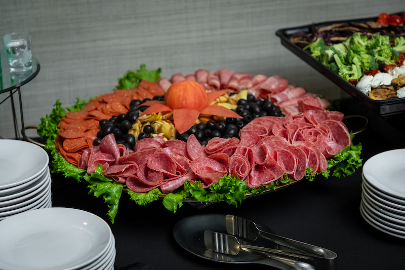 Banquet Display