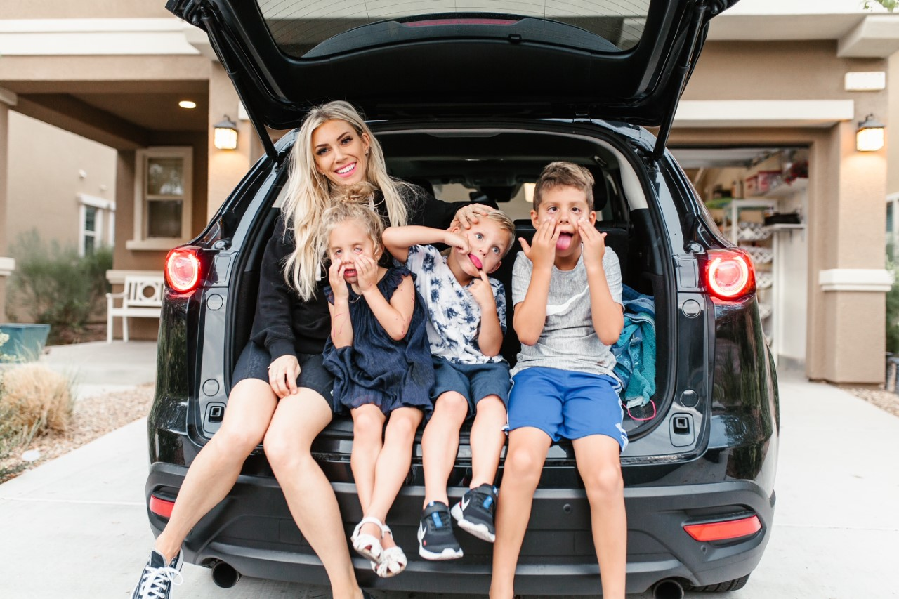 Want To Train like an Olympic Athlete? Take a Road Trip with Kids.